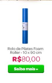 Rolo de Pilates Foam Roller